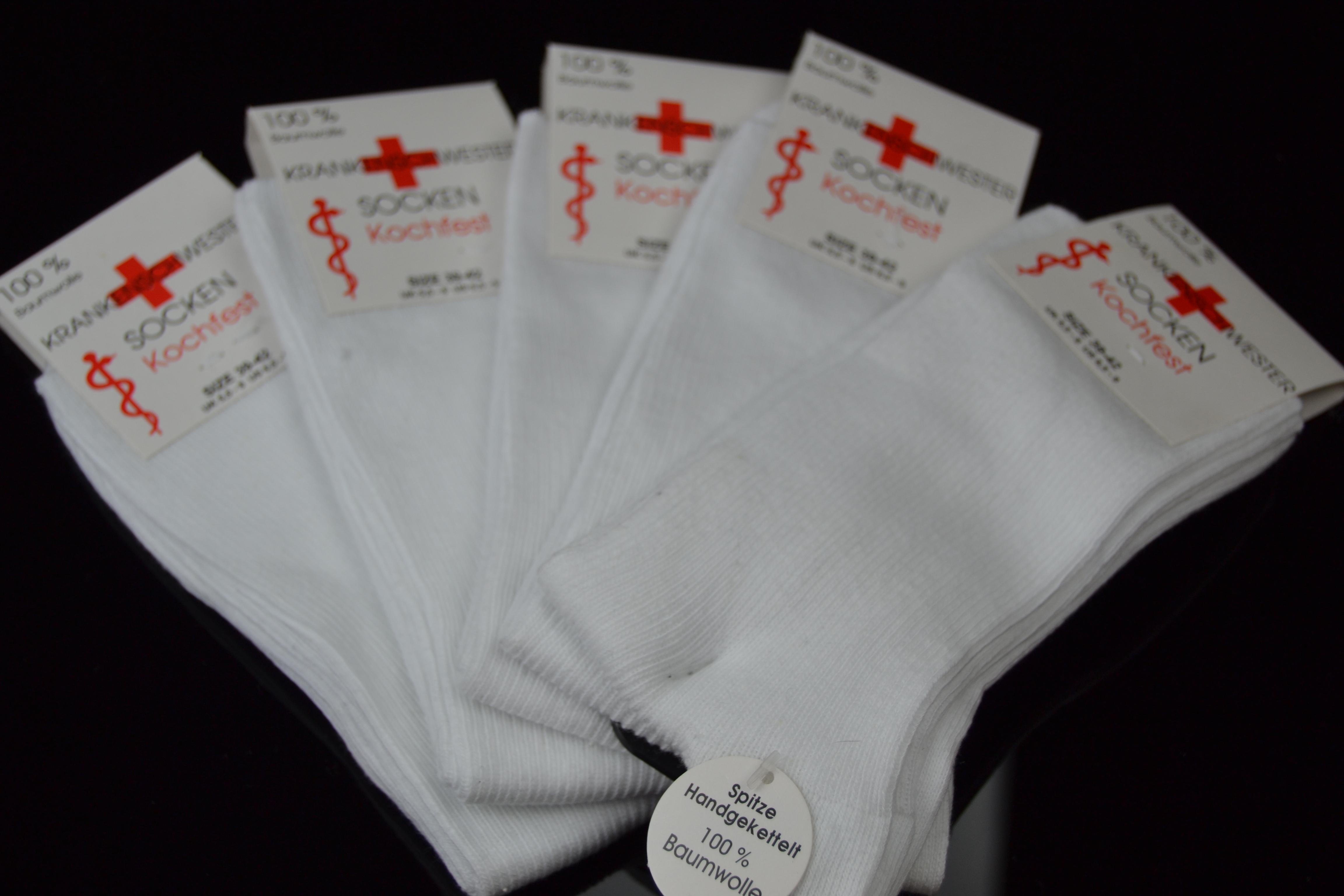 Krankenschwester-Socken