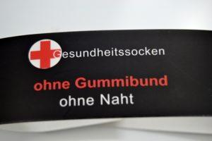 socken ohne gummi - diabetikersocken von sanasocks